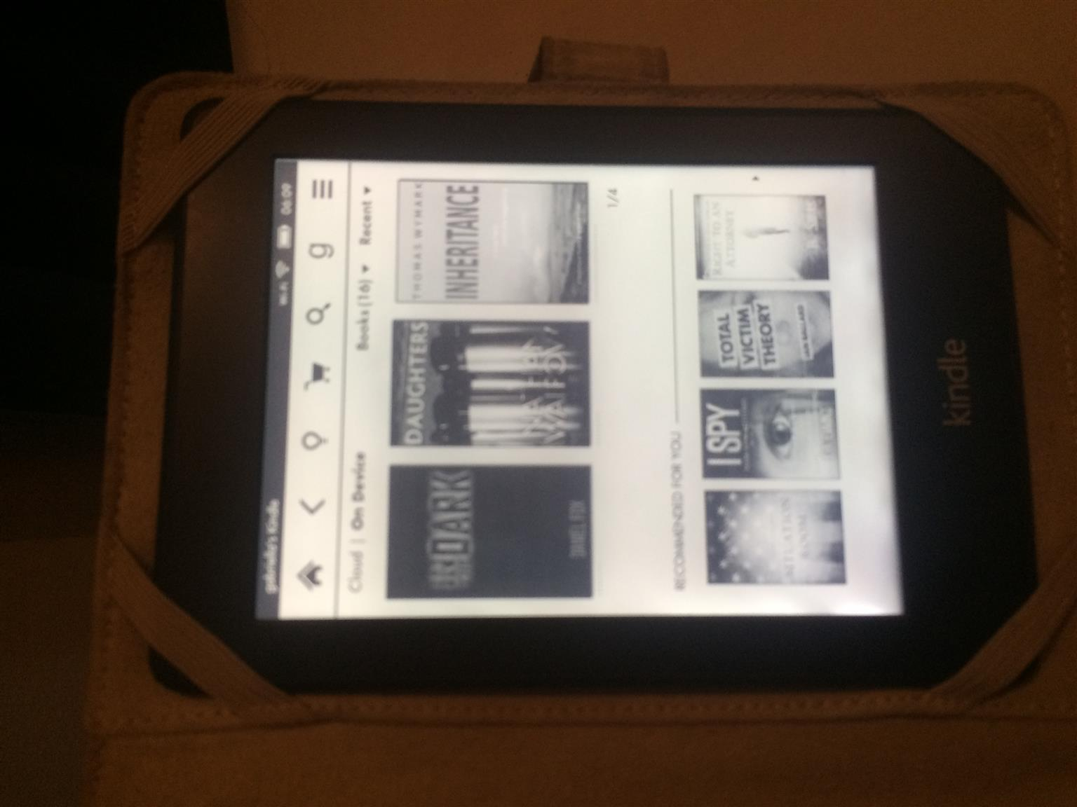 KINDLE FOR SALE