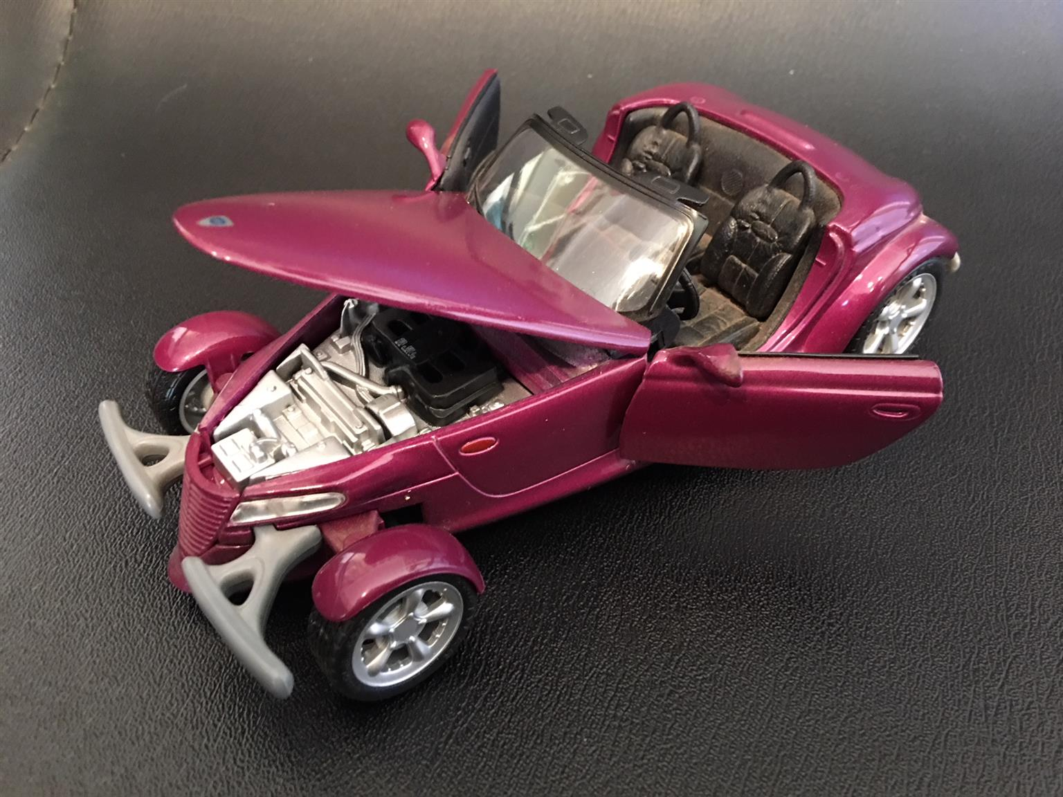 Plymouth Prawler Scale 1/24 Maisto Model Car. We have 100's available