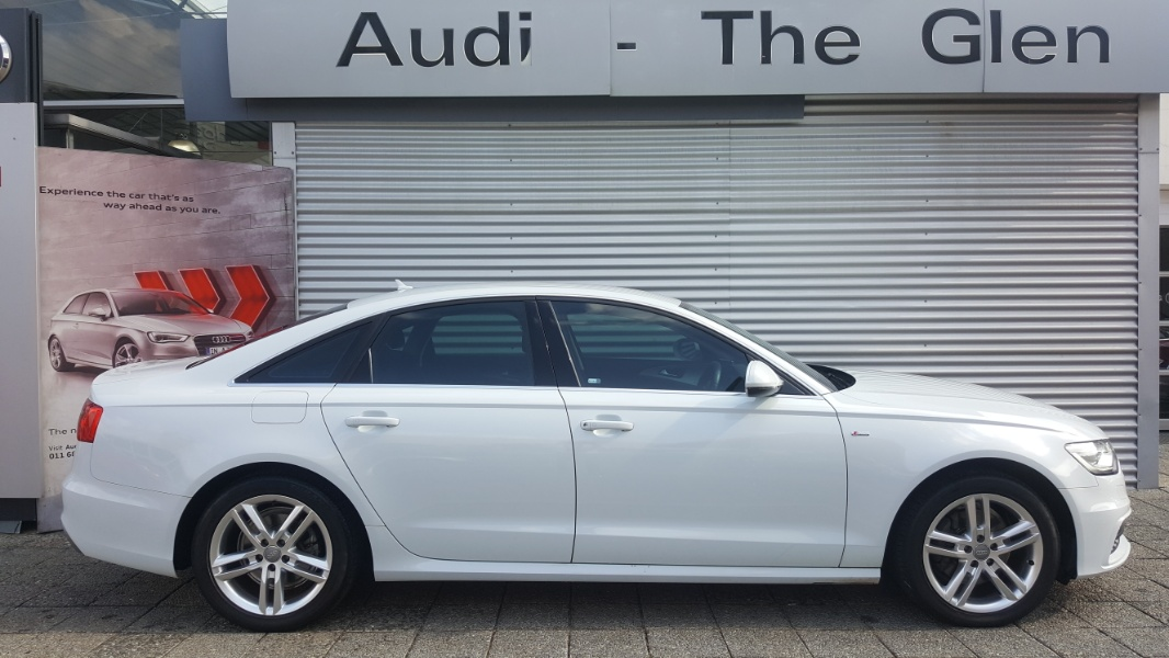 2014 Audi A6 2.0TDI