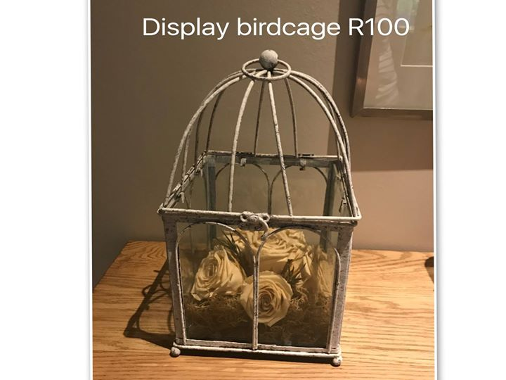 Display birdcage for sale