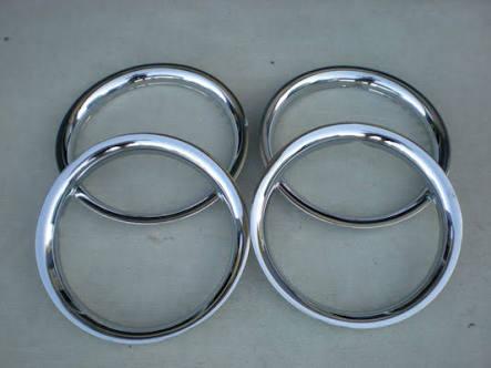 Stainless Steel Beauty Rings