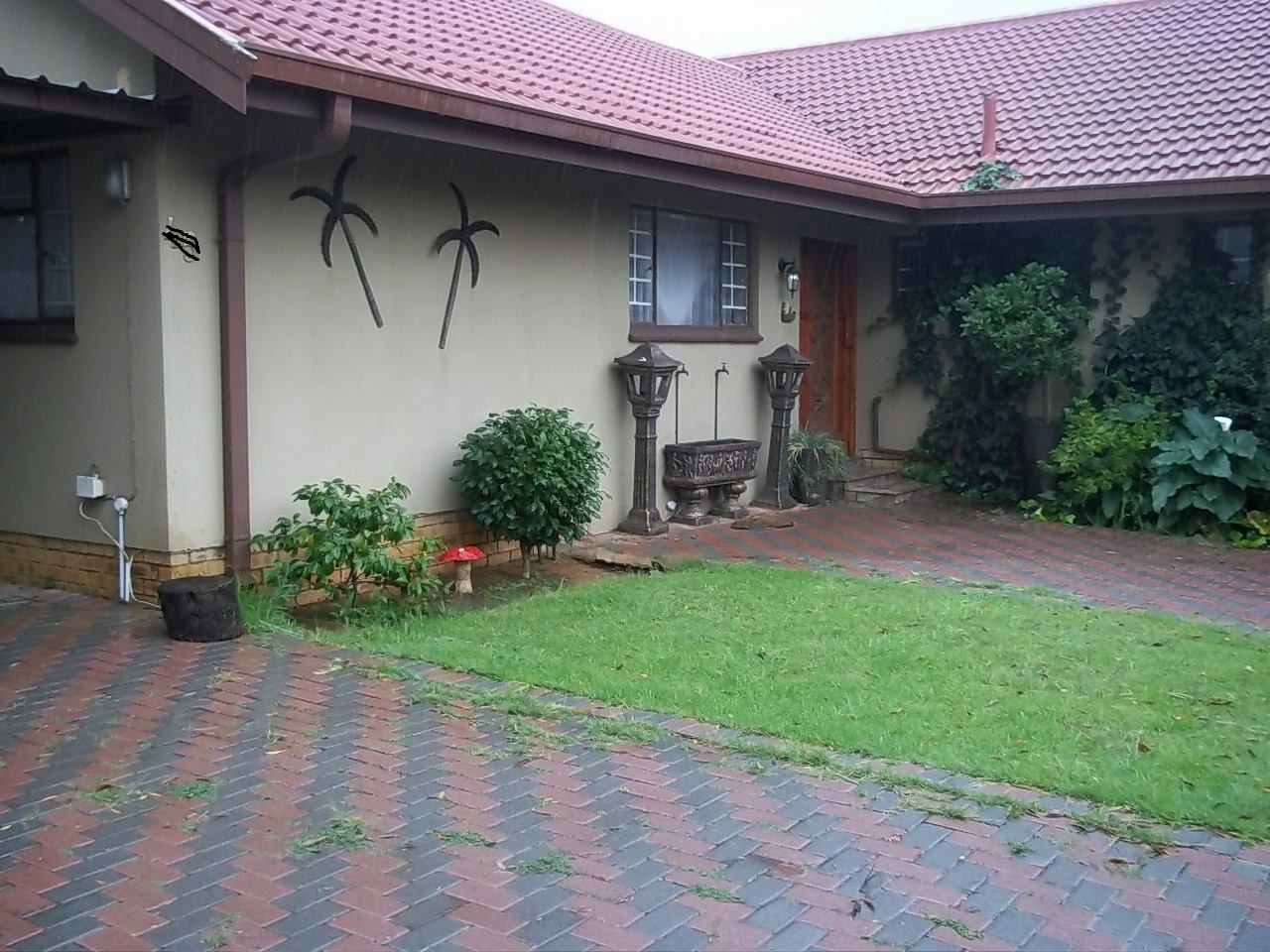 House for rent in Vaalpark