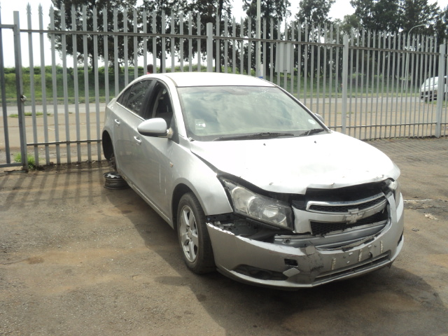 2011 CHEV CRUZE 1.8 STRIPPING FOR SPARES