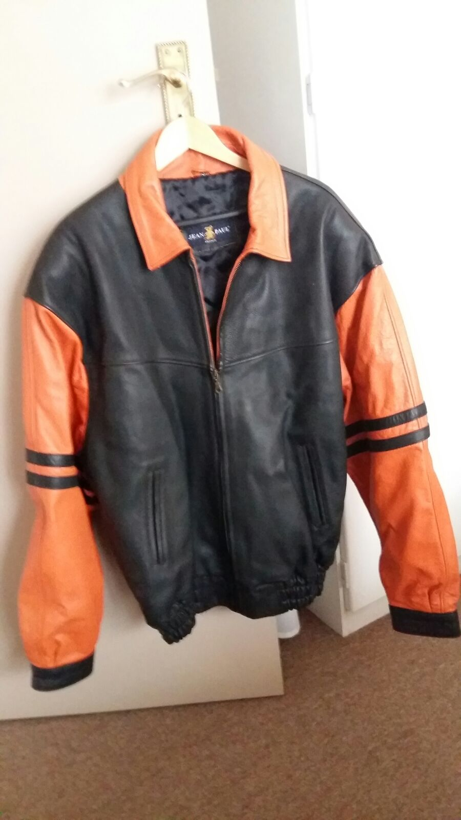 Jean Paul  [France] Genuine Leather Jacket