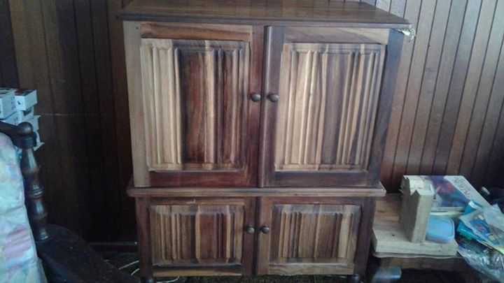 Blackwood tv cabinet