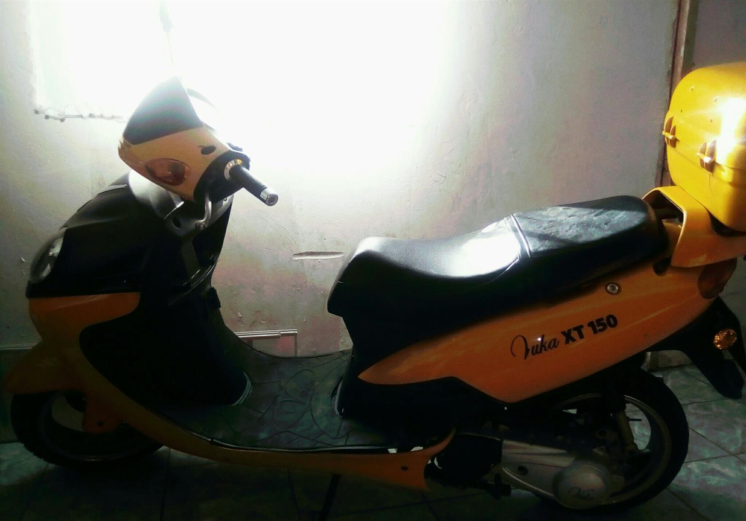 2012 Vuka TM200