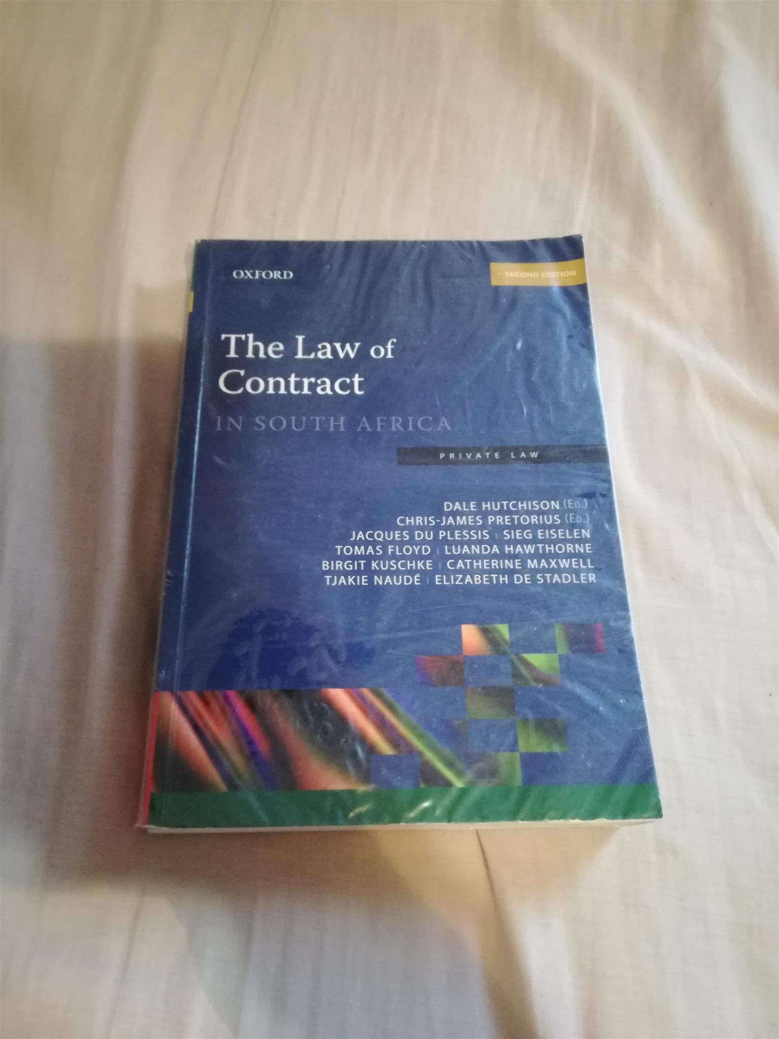 The Law of Contract in South Africa 2nd edition