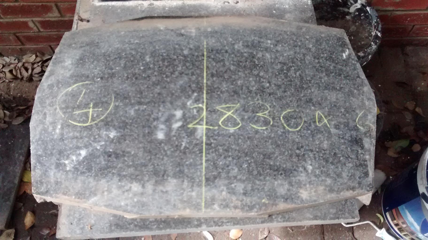 Rustenburg Granite off cuts