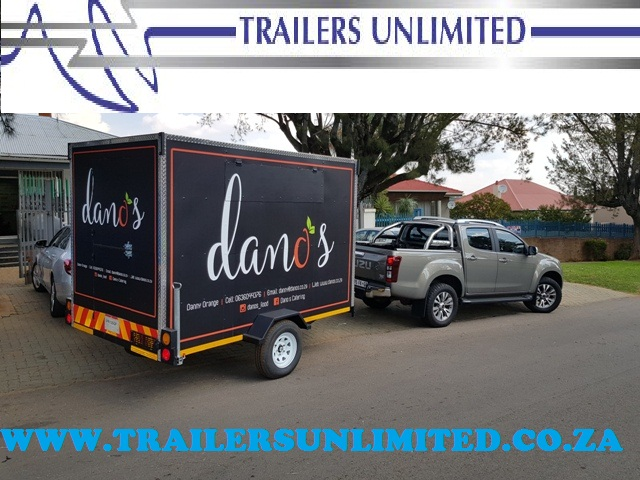 TRAILERS UNLIMITED THE LEADING TRAILER MANUFACTURER IN AFRICA.