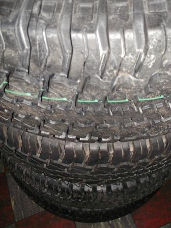 New Tyres M + S Cross Contact 265/65/R17 112T Tyres only R6500.00 {Set of 4}
