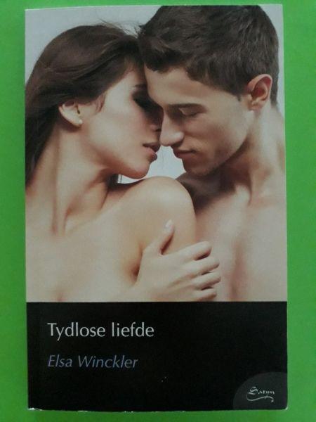 {NUWE BOEK} Tydlose Liefde - Elsa Winckler - Satyn.