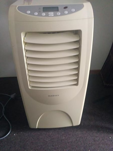 Elegance 10000BTU portable air conditioner available