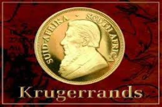 CASH PAID FOR KRUGERRANDS
