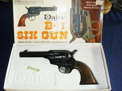 DAISY GUN ...