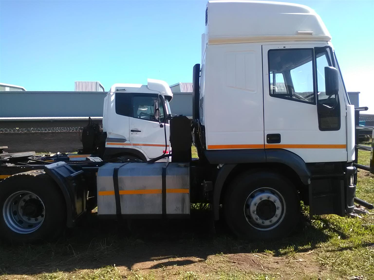 Lowest price on Iveco Eurotech
