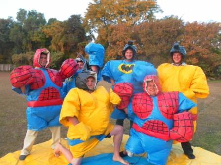 Sumo Suits for Adult and Children