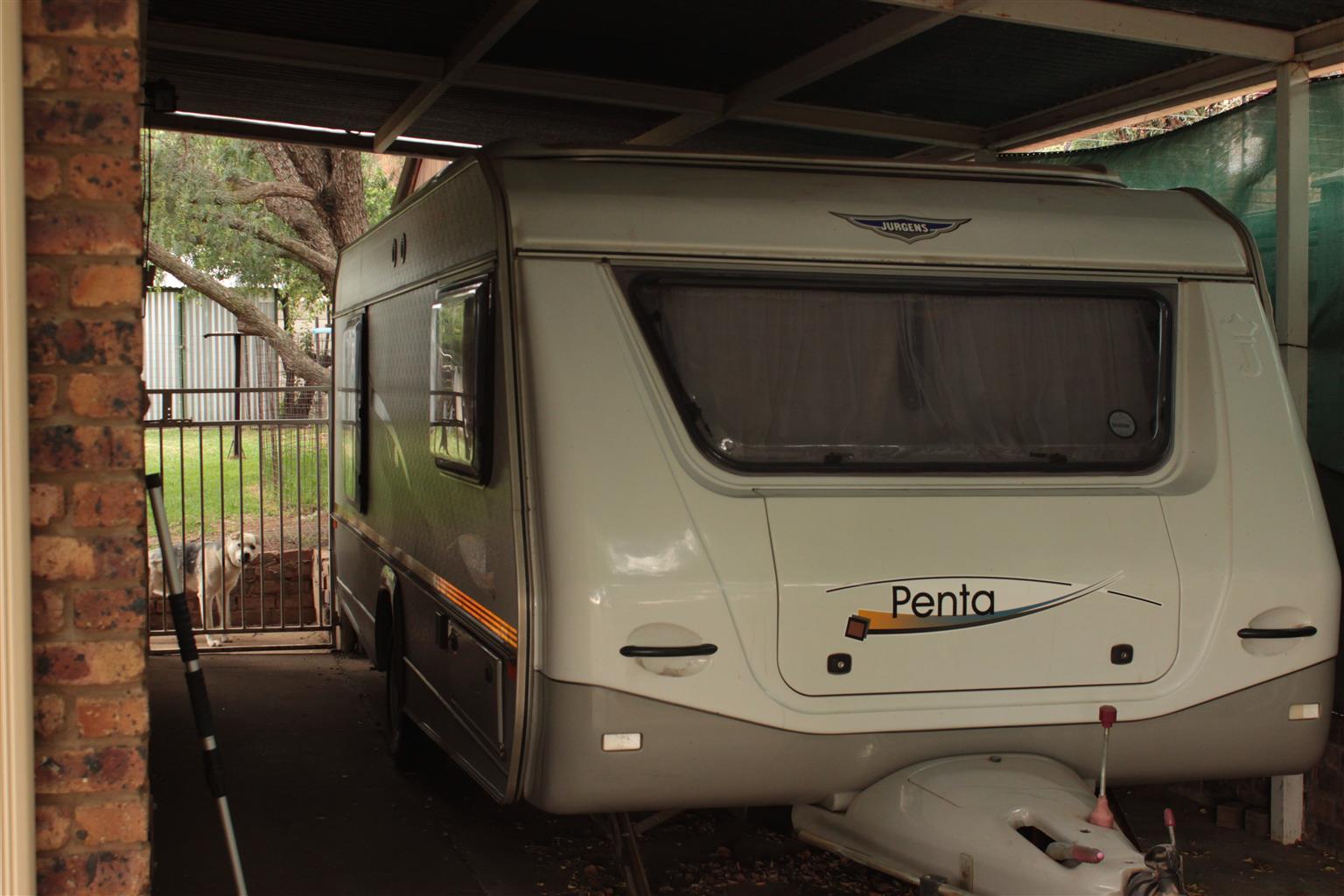 2008 Jurgens Penta Caravan