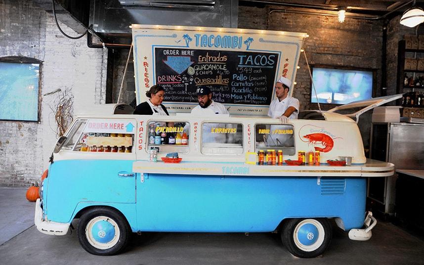 Street Food Trucks For Sale