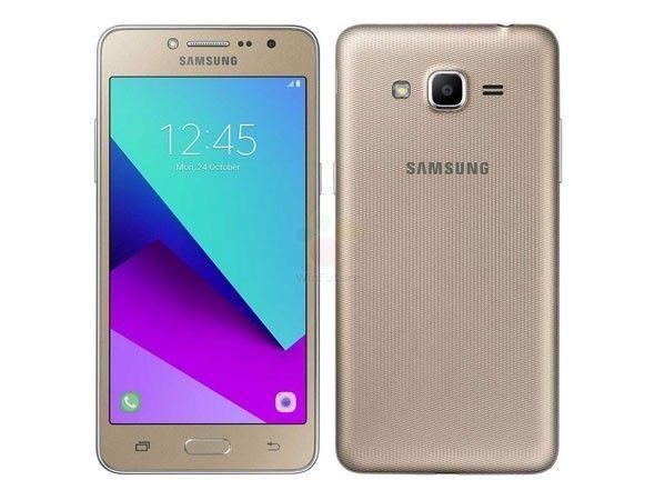 Samsung Grand Prime Plus (G532F) Dual SIM Smartphone Gold