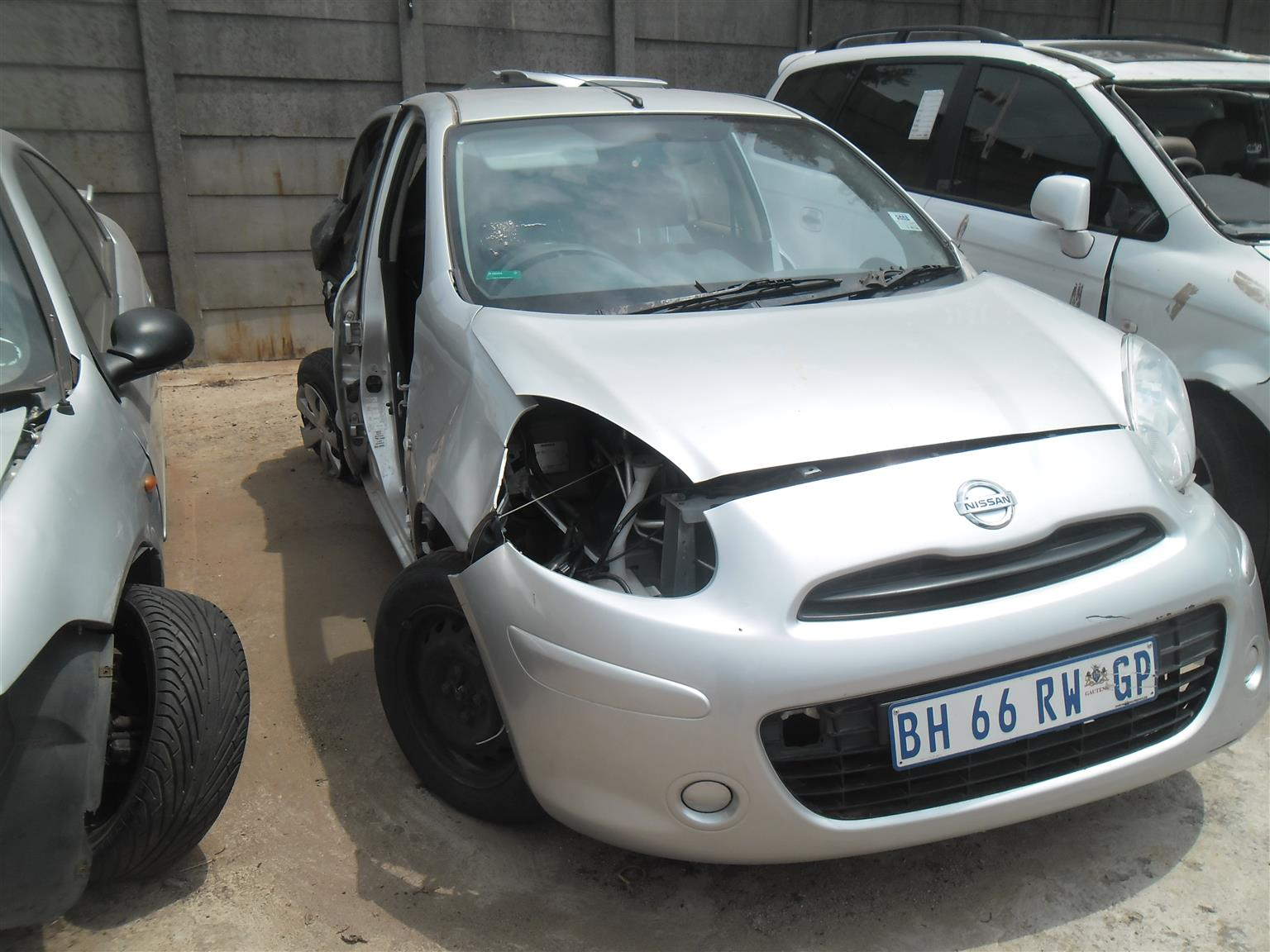 NISSAN MICRA STRIPPING FOR PARTS GEAR BOX FOR SALE