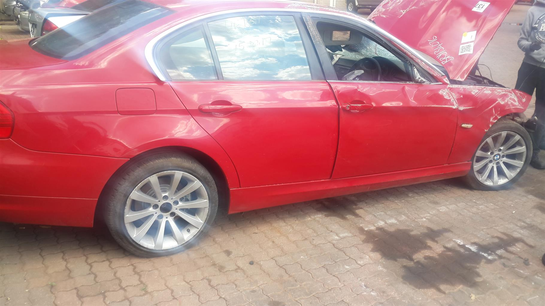 BMW E90 323I Spares For Sale