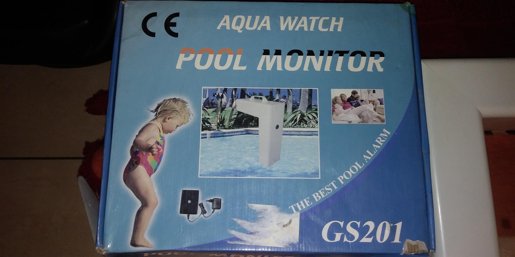 Aqua watch Pool monitor