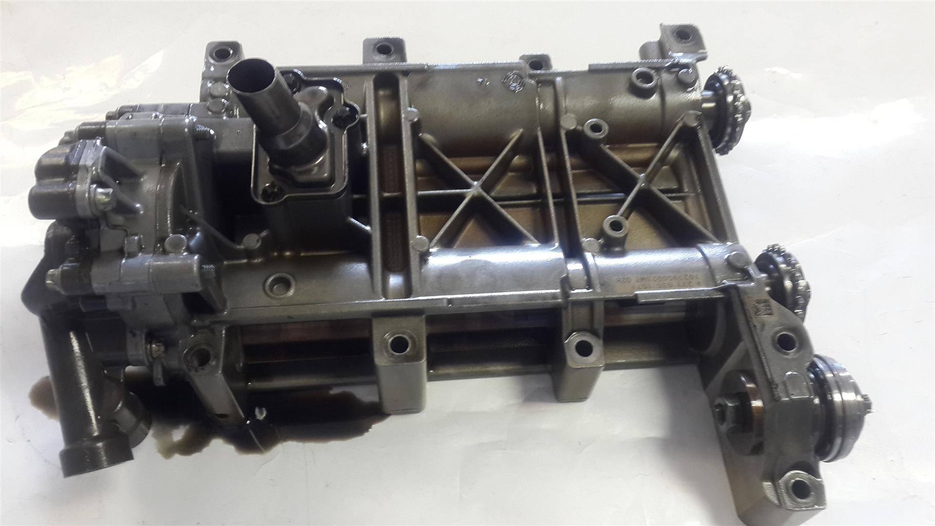 271 Mercedes Oil Pump Kompressor C180/200