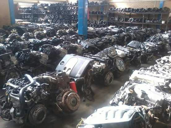 Engines and Gearboxes (Automatic & Manual) New and Used at Affordable Prices.