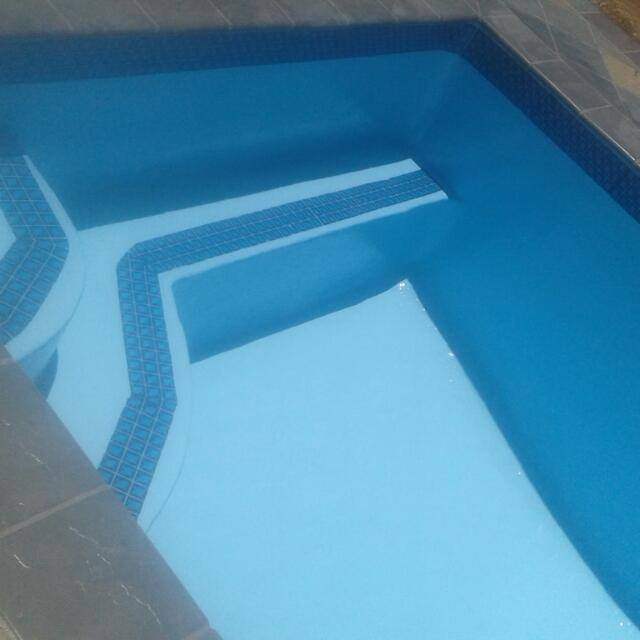 Swimming pool and repair