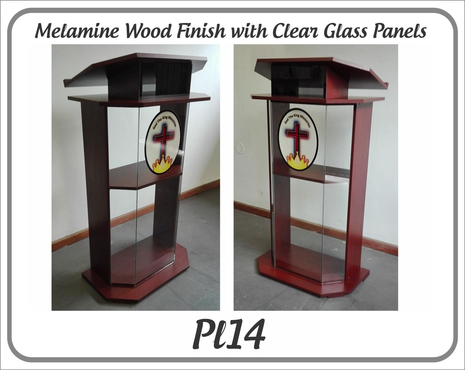CHURCH OR FOR BUSINESS - PULPIT|LECTERN|PODIUM FOR SALE.