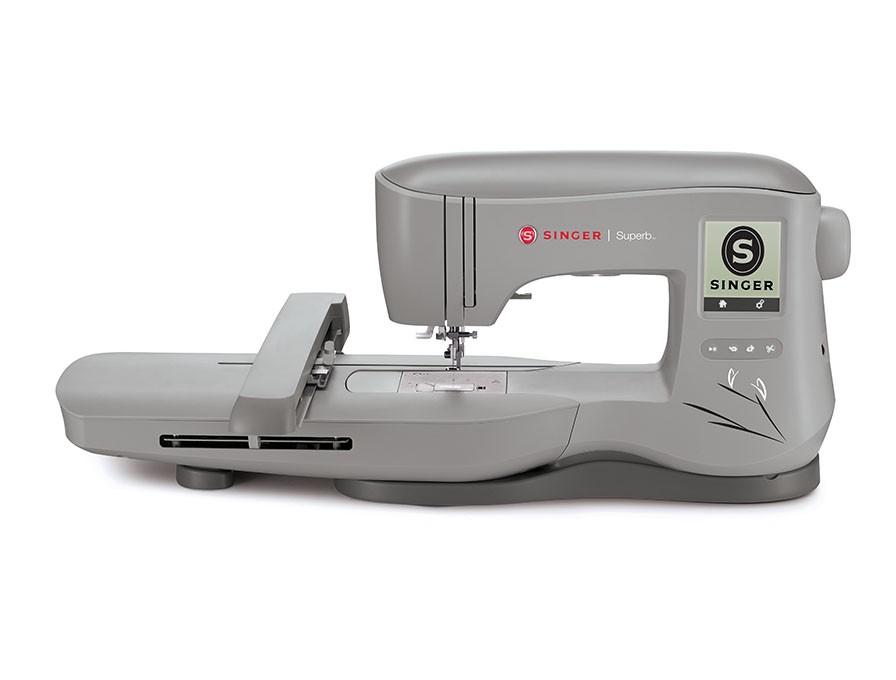 SINGER QUANTUM STYLIST EM200 Embroidery Machine