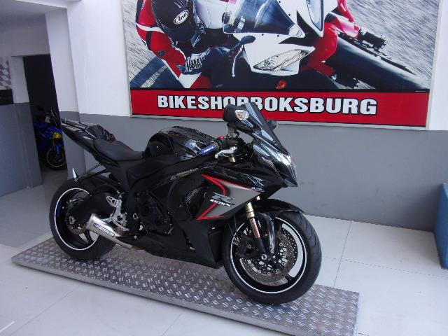 2010 Suzuki GSXR