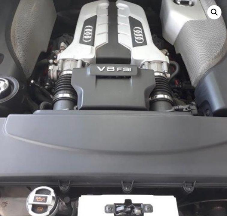 2008 Audi R8 4.2 quattro R tronic