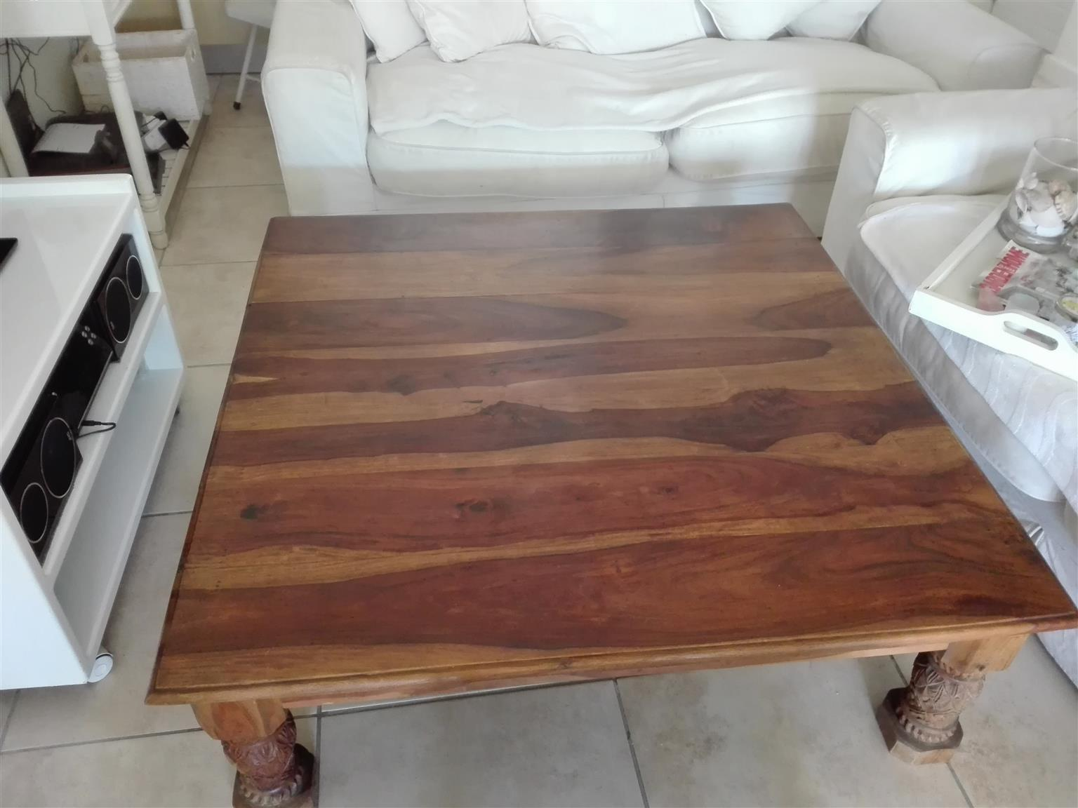 Coffee Table Pure Wood