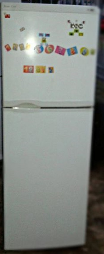 KIC Fridge and Freezer.