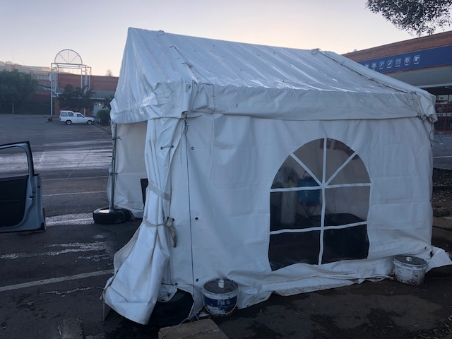 3mX3m Tent R5500.00