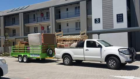 furniture and general transporting