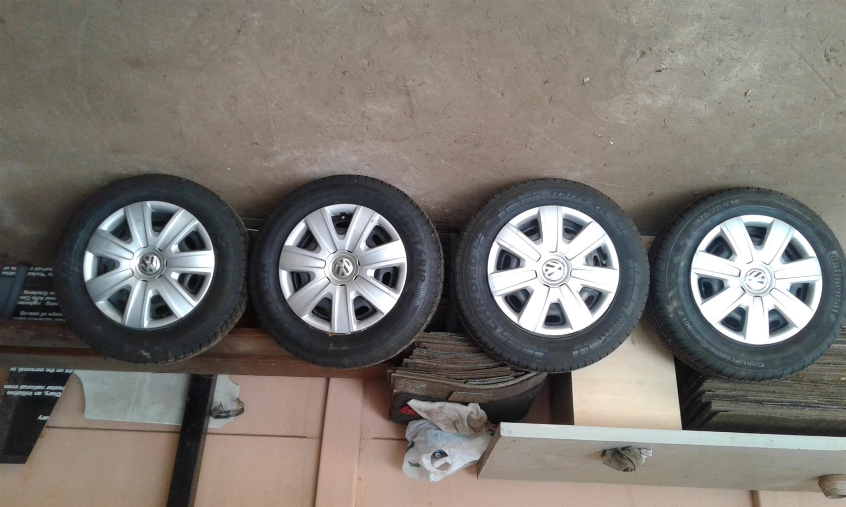 Vw Polo 6 Parts For Sale In Gauteng