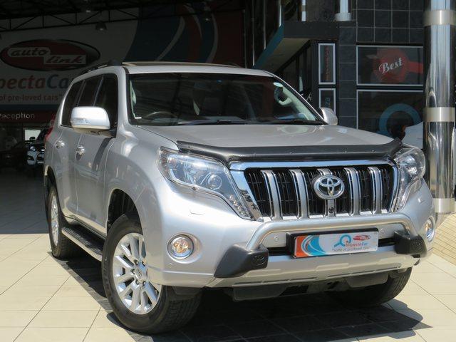 2015 Toyota Land Cruiser Prado 3.0DT VX