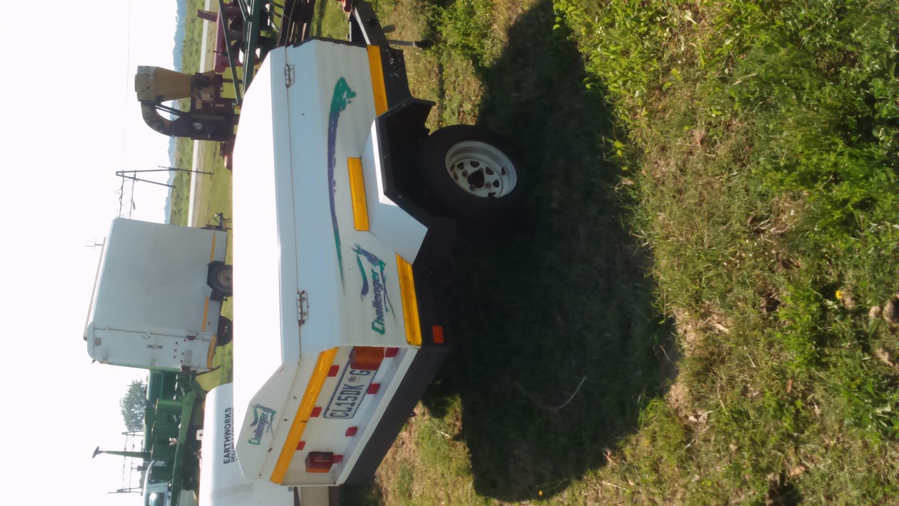 Challenger trailer for sale
