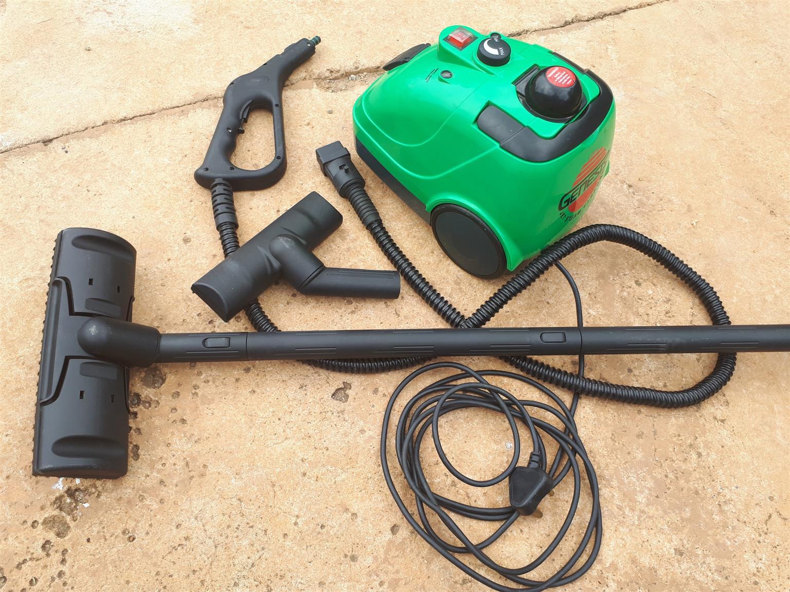 Genesis Steam Cleaner