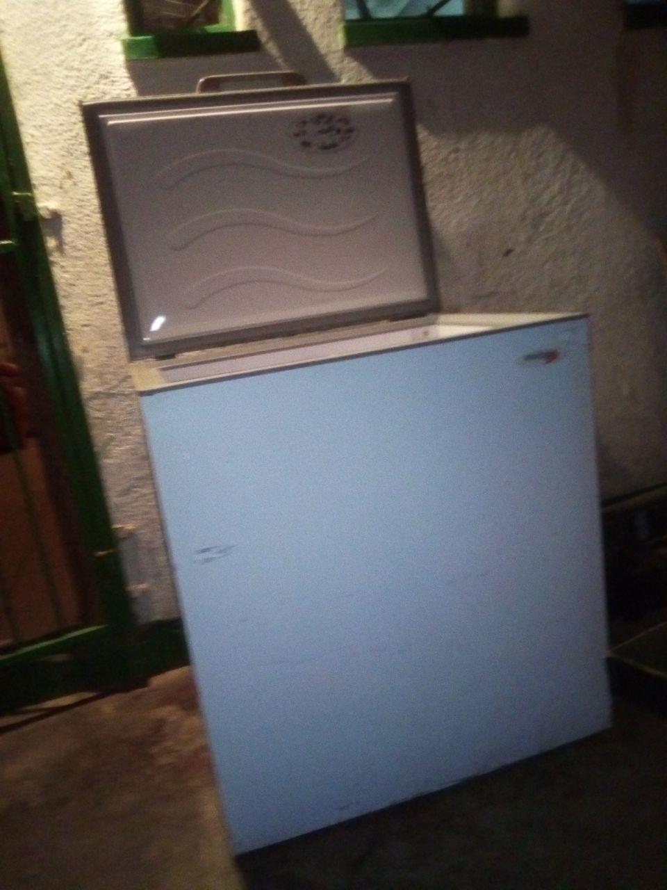 210 l chest freezer