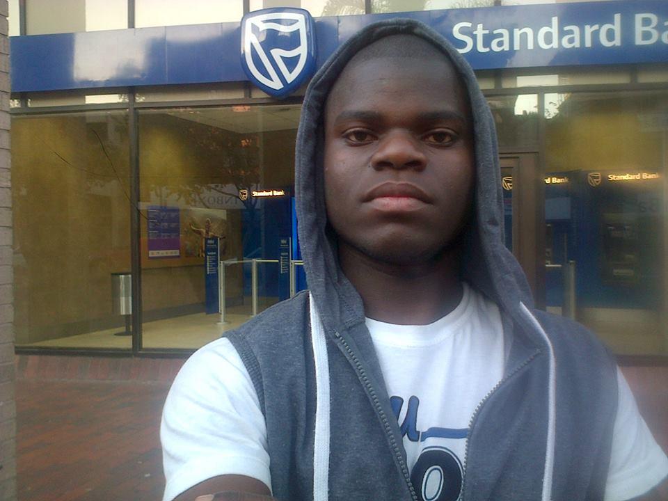 Malawian man looking for a job