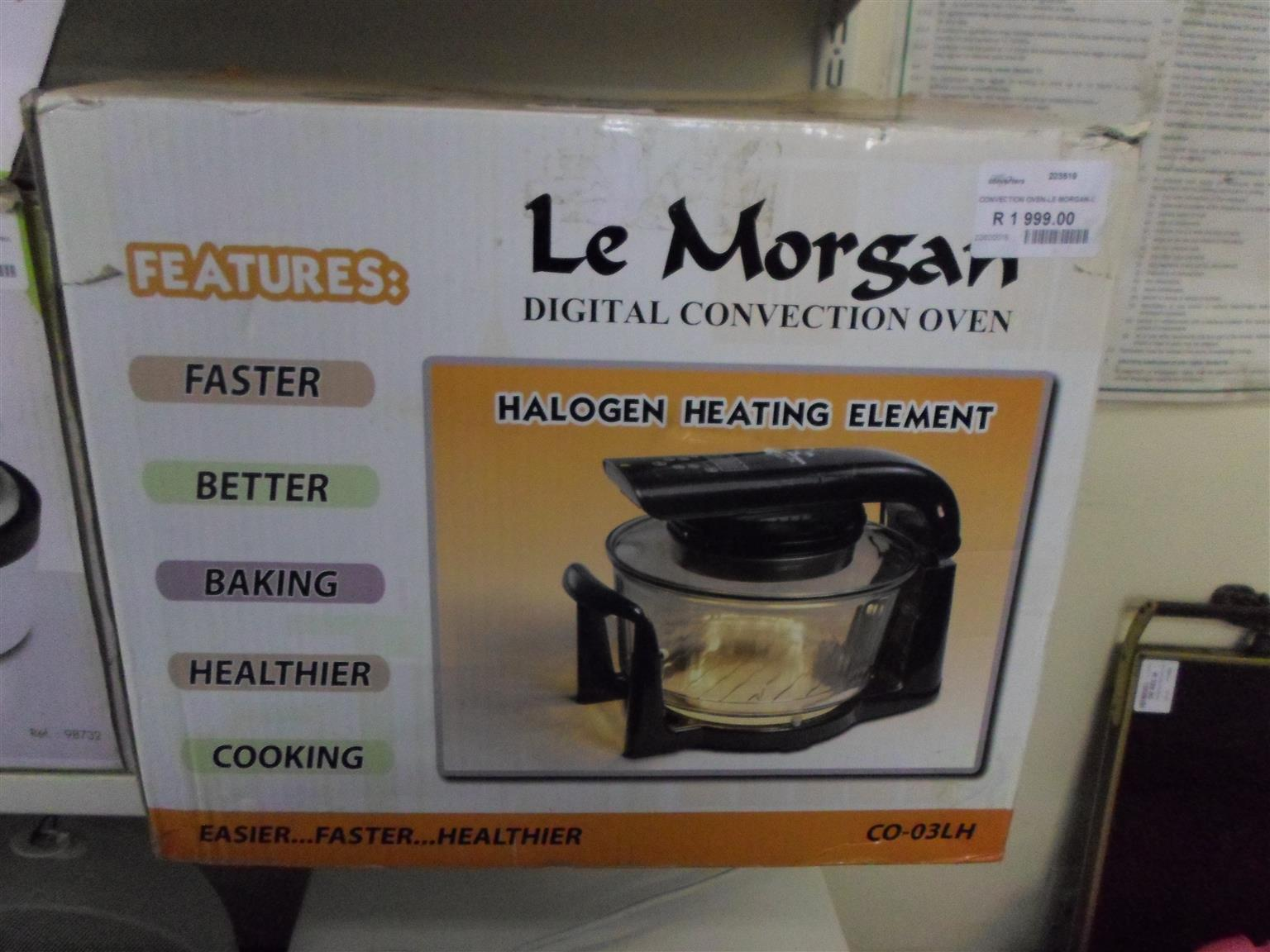 Le Morgan Digital Conviction Oven