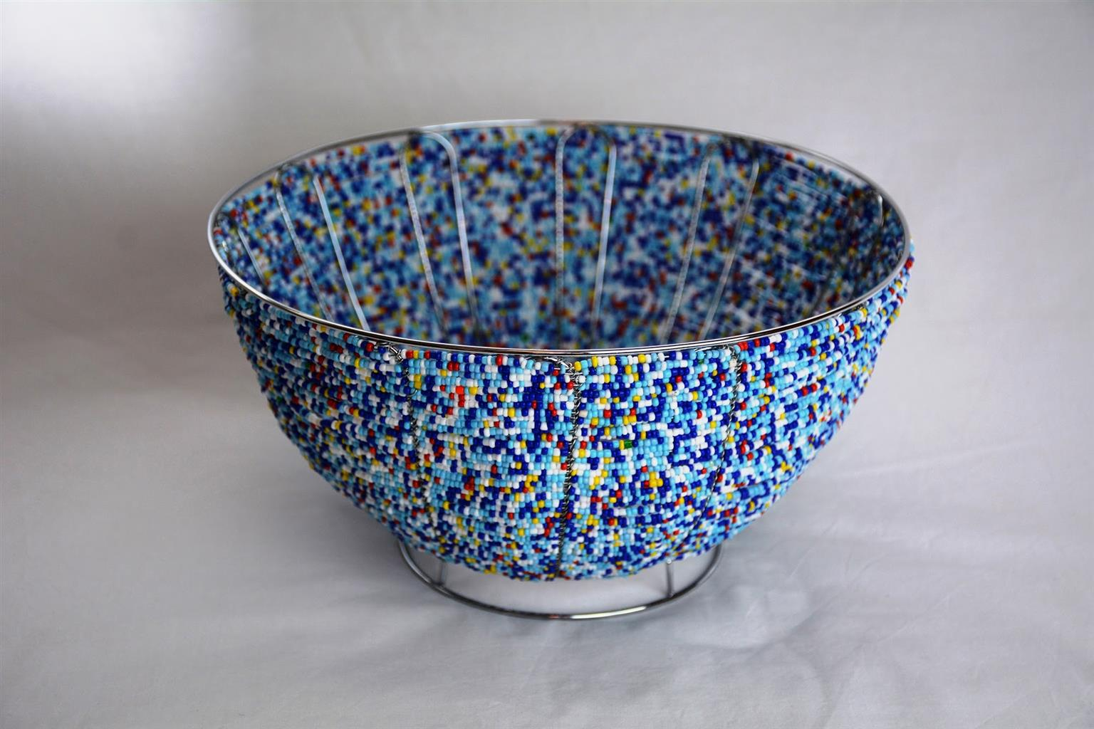 Beaded Bowls