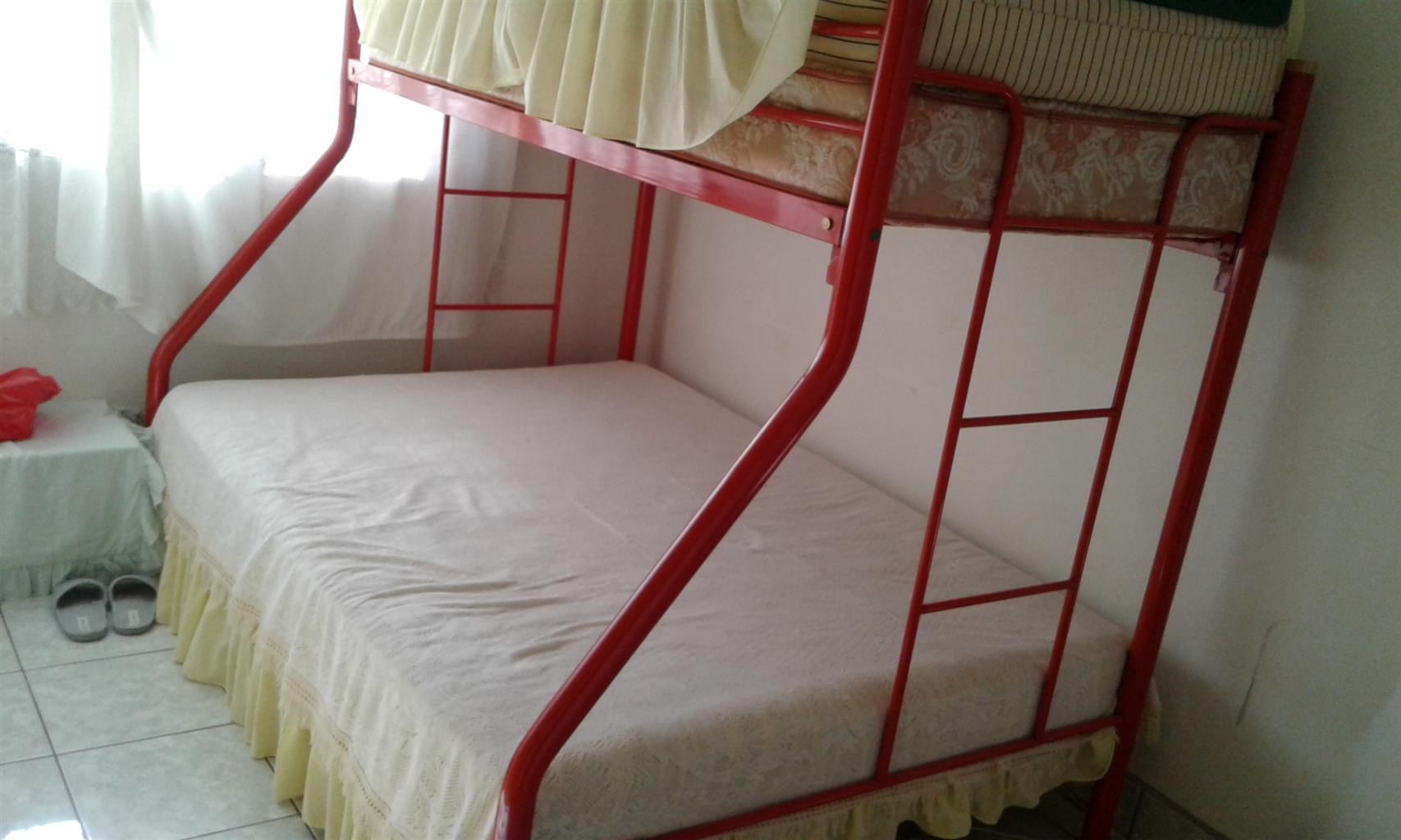 Bunk Bed - Tri Bunk for SALE