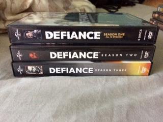 Defiance TV Series