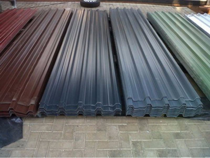 Chromadek 0 5mm Roofing Sheets Junk Mail
