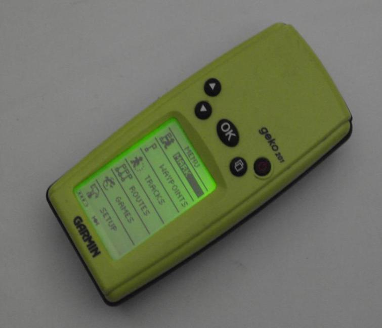 Garmin Geko 201 Handheld