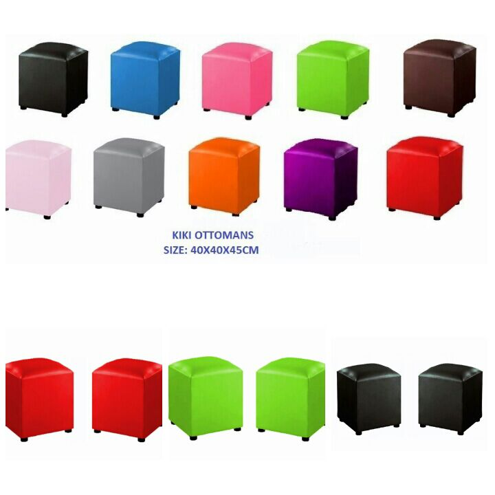 Ottomans @ Ridiculously Low Discounted Prices R105 – Cape Town